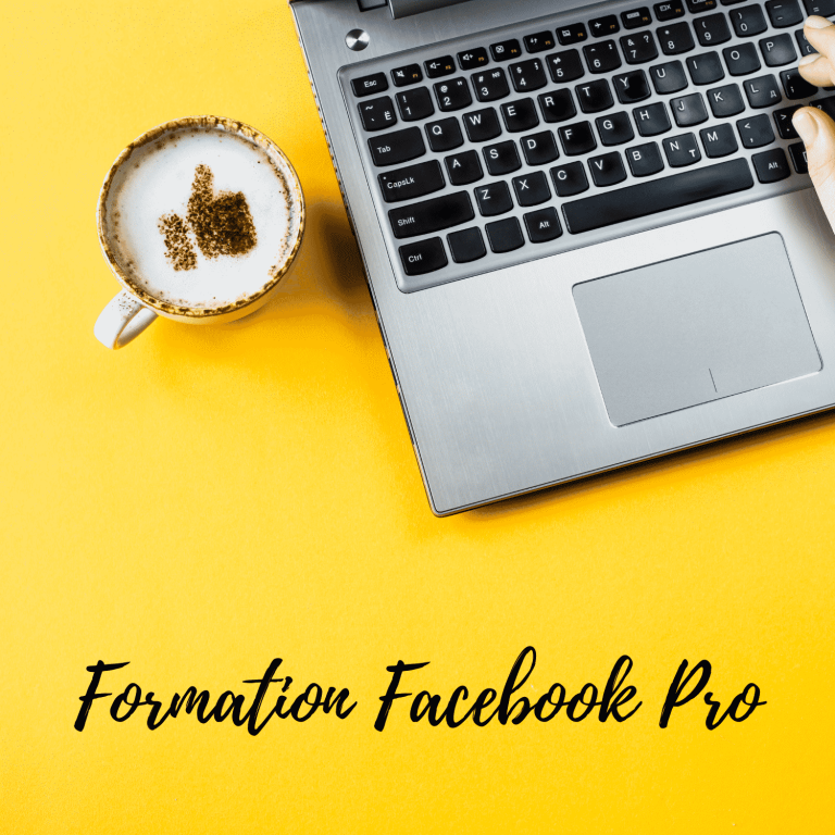 Formation facebook pro