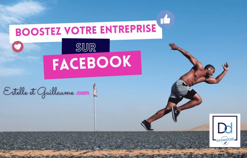 formation sur facebook