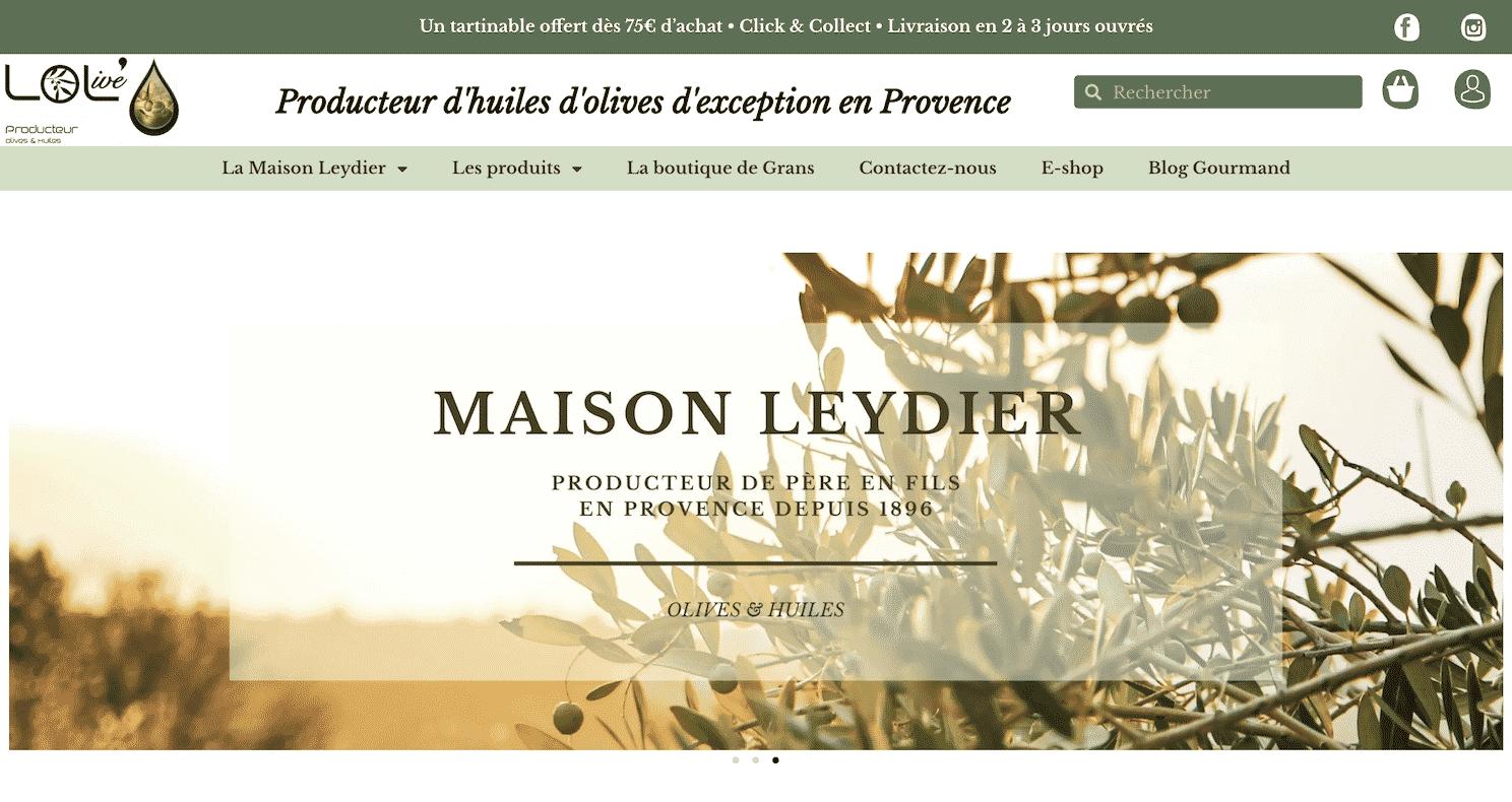 developpement site internet